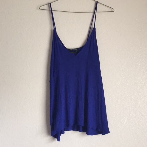 Urban Outfitters Tops - Dark Blue Tank Top from UO